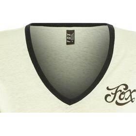 Fox Heartbreaker V-Neck SS Shirt Women bone